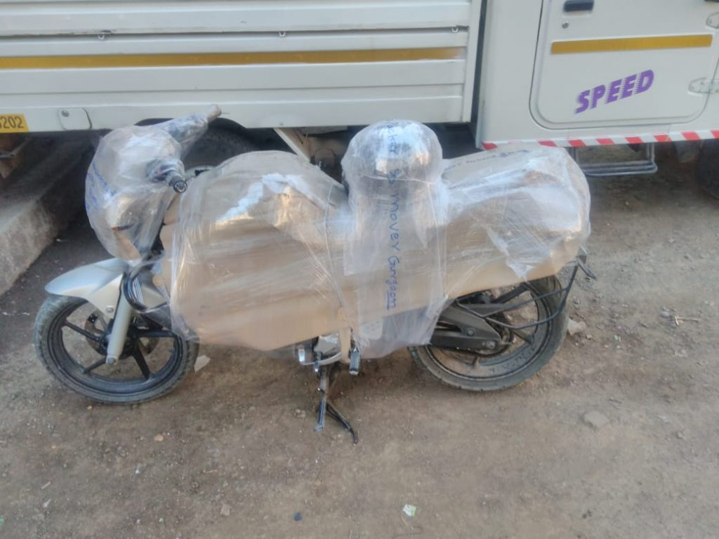 bike transport pune To Bangalore