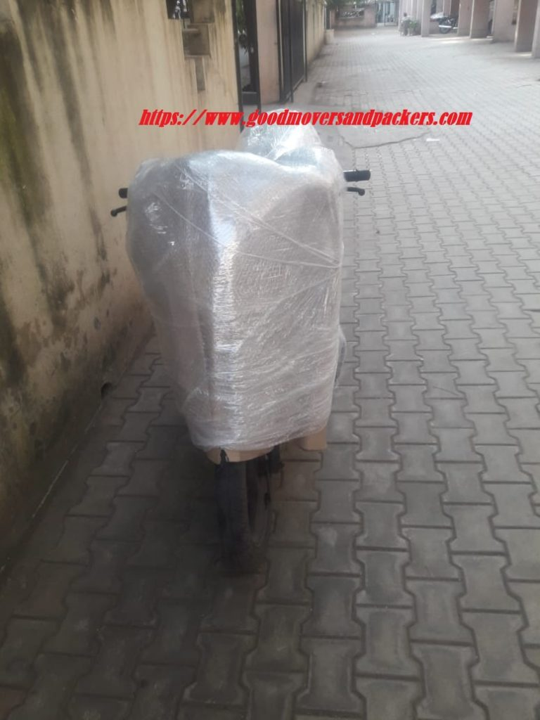 Bike Transport Pune