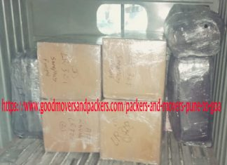 Packers And Movers Pune To Goa