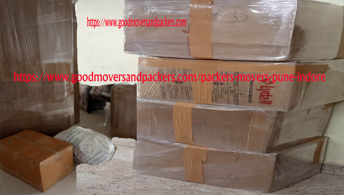 Packers And Movers Pune To Indore